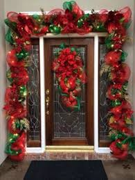 Outside Door Decorations For Christmas by 56 Amazing Front Porch Christmas Decorating Ideas Front Porches