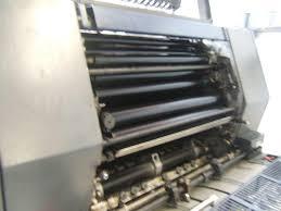 heidelberg pm gto 52 4 printing machines