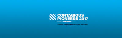 Contagious by Prime Named A 2017 Contagious Pioneer Weber Shandwick