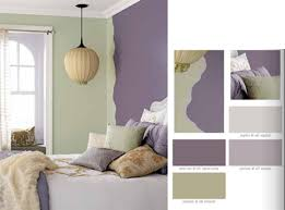 Purple And Green Home Decor by Prepossessing 70 Purple Bedroom Paint Color Ideas Design Ideas Of