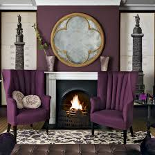 Decorating With Plum I Am So In Love With Plum Grey And Muted Gold Right Now A