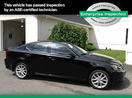 lexus is sedan 2007 used 2012 lexus is 350 sedan pricing for sale edmunds