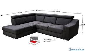 canapé d angle tissu design canape d angle design convertible lit tissu brun marocco a vendre