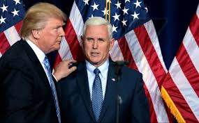 Presidents Of The United States The Intel Importance Of Being Pence The Vice President U0027s National