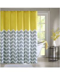 Shower Curtain Teal Spectacular Deal On Darcy Geometric Print Microfiber Shower