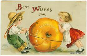 thanksgiving greetings antique postcards 1900s click americana
