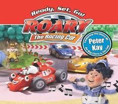 roary racing car artists songs reviews credits