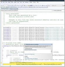 ssw microsoft visual studio net general suggestions
