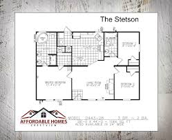 stetson floor plan u0026 features affordable homes of crestview