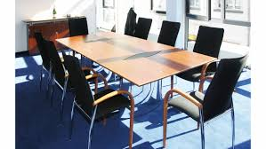 Extendable Meeting Table Circon S Class 2 6x1 2m Square Conference Table Vital Office
