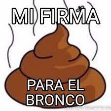 Bronco Meme - meme bronco memes en internet crear meme com