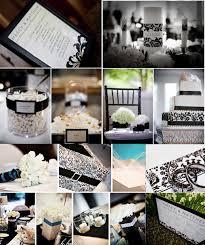 mariage baroque mariage baroque noir blanc mariage idées