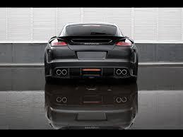 Porsche Panamera Back - 2011 topcar porsche panamera stingray gtr rear 1920x1440