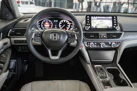 old honda accord 2018 honda accord first look lower wider shorter motor trend
