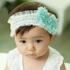 baby hair band lovely soft skin bud silk infant children s hair band baby