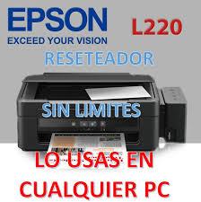 reset epson l365 mercadolibre reset epson l220 sin limites ni llaves varias pc 149 99 en
