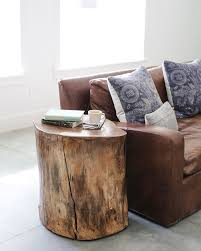 How To Make A Wood Stump End Table by Best 10 Tree Stump Furniture Ideas On Pinterest Tree Stumps