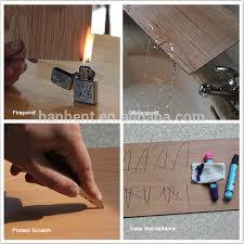 spray vinyl coating click lock vinyl plank flooring wholesale