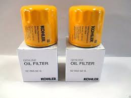 amazon com kohler 52 050 02 s engine oil filter extra capacity