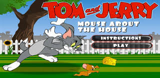 hush rush tom jerry games boomerang