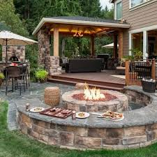 Best 25 Pebble Patio Ideas On Pinterest Landscaping Around by Best 25 Backyard Patio Designs Ideas On Pinterest Backyard