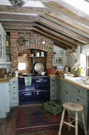 Kitchen Ideas Small Kitchen by Top 25 Best Small Rustic Kitchens Ideas On Pinterest Farm