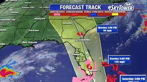 Map Of The Florida Keys Myfoxhurricane Blog Daily Updates From Our Meteorologists On The
