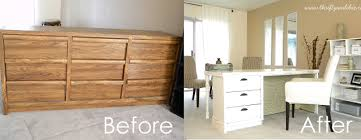 Dresser And Desk Thrifty And Chic Diy Projects And Home Decor