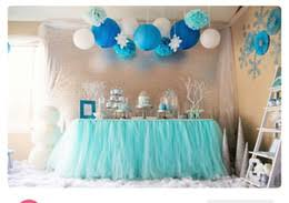 cheap baby shower decorations discount tulle decorations for baby shower 2017 tulle