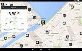 Map My Ride App Mytaxi U2013 Fast U0026 Secure Taxi Booking App Android Apps On Google Play