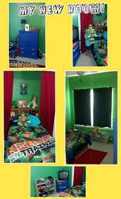 turtle bedroom decor teenage mutant ninja turtles bedroom set for