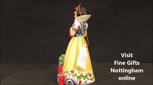 snow white hanging ornament disney traditions jim shore a9046