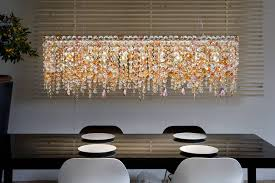 Rectangle Chandeliers Chandeliers Whose Color Is Multicoloured And Glass And Style Is