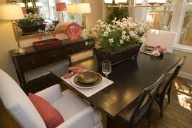 Staging Basics The Dining Room  Courtney Buie - Dining room staging