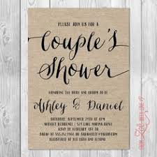 couples shower simple chic white black olive branches couples shower card