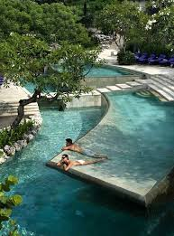 Outdoor Pool Designs That You Would Wish They Were Yours - Great backyard pool designs