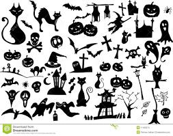 Window Halloween Silhouettes Halloween Vectors U2013 Big Vector Collection Halloween Silhouettes