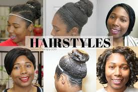 Styles To Wear While Transitioning To Natural Hair - 4 tips for protective styling natural hair a day by jay