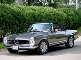 mercedes 280sl 1970 mercedes 280sl cars today