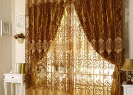 jeanlu choue brown and red curtains blinds and curtains near me