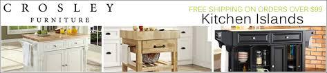 crosley kitchen island crosley furniture kitchen islands carts shop crosley islands