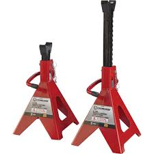 Husky 2 Ton Jack by Jack Stands Northern Tool Equipment
