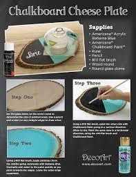 chalkboard cheese plate diy chalkboard cheese plate via hobby lobby crafts