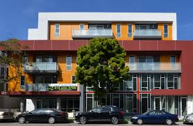 brand new santa monica apartments are now for rent on 7th