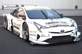 modified race cars toyota u0027s eco friendly prius gets a dose of attitude with new gt300