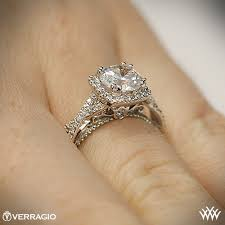 twisted halo engagement ring verragio twisted halo engagement ring 2222