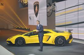 lamborghini dealership inside 740 hp lamborghini aventador superveloce revealed in geneva