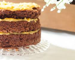 how to make the best german chocolate cake from scratch home