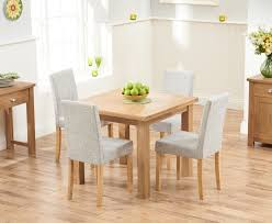 Oak Dining Table And Fabric Chairs Buy Harris Sandringham Solid Oak Dining Set 90cm Flip Top