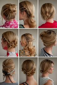 hairstyles i can do myself it s written on the wall 30 different beautiful hair styles you